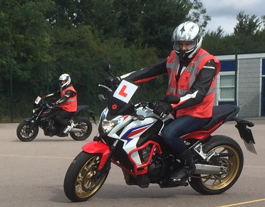 CBT Training and Motorbike Lessons in Essex
